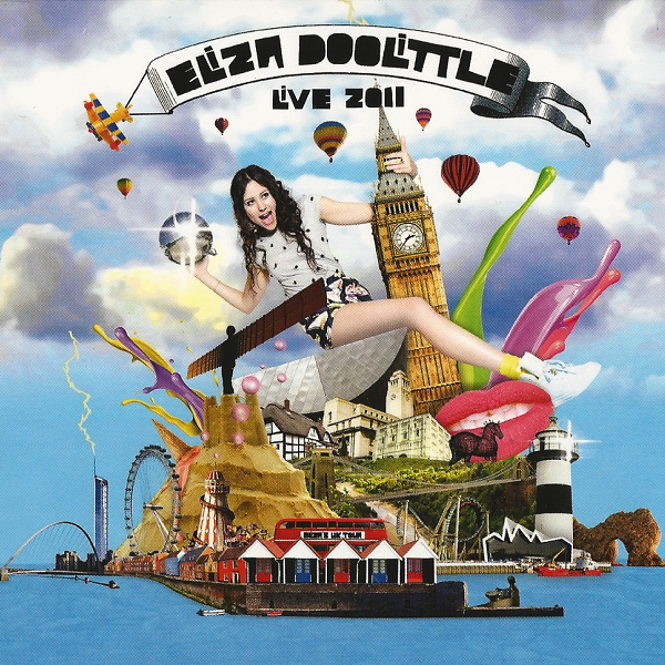 eliza doolittle album cover. Her choice of cover versions