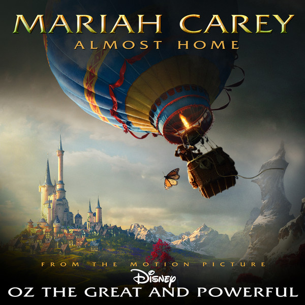 Almost Home (Music from the Motion Picture _Oz the Great and Powerful_) - Single