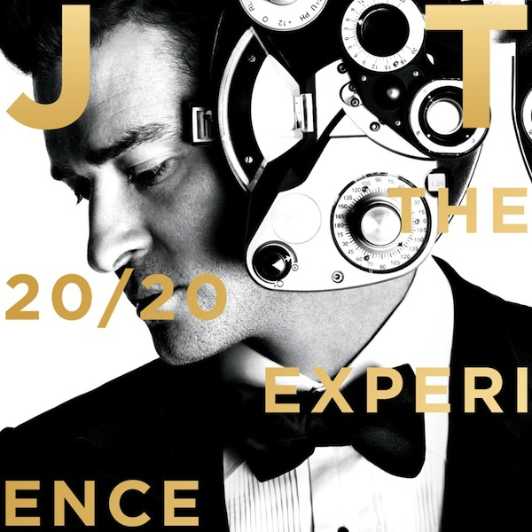 The 20/20 Experience - Vinyl Edition Artwork