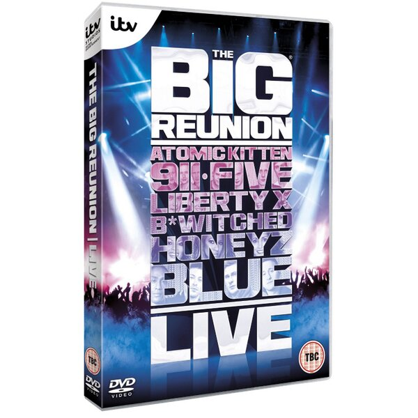 The Big Reunion DVD