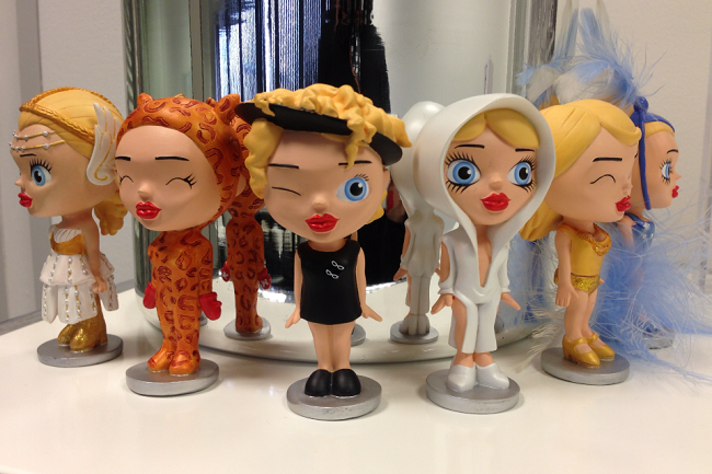 Kylie Miniature Dolls